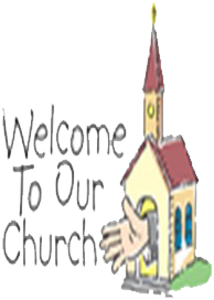 WelcomeToOurChurch